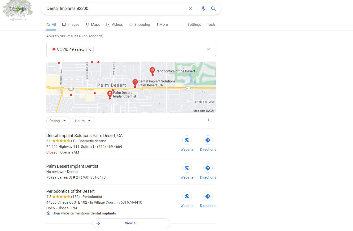 Why Google My Business is a MUST for Dentists